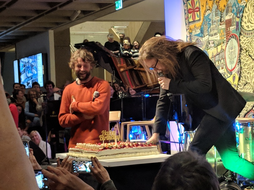 Minchin and Quilty celebrate fifteen years of Art After Dark