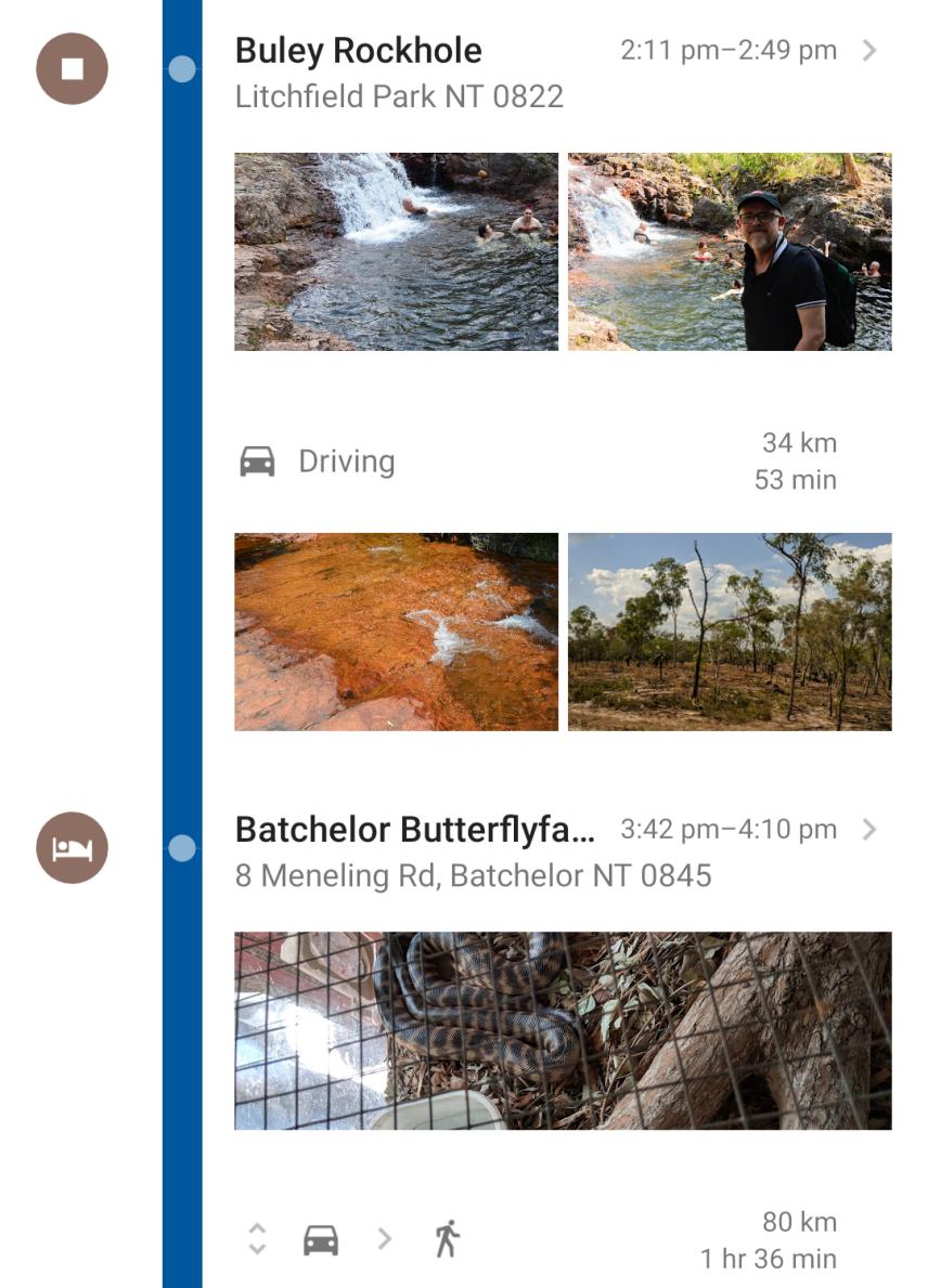 Litchfield Itinerary 3